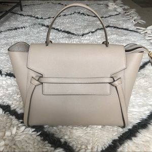 Celine Mini Belt Bag - Light Taupe (Add. Photos)